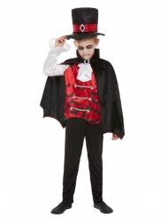Costume vampiro gotico bambino