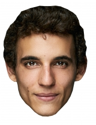 Maschera in cartone Miguel Herran