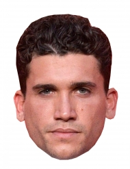 Maschera in cartone Jaime Lorente