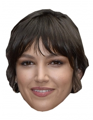 Maschera in cartone Ursula Corberó