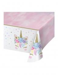 Tovaglia in plastica unicorno fatato