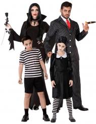 Costume da famiglia macabra Halloween