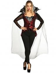 Costume da vampiressa gotica donna