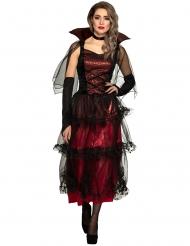 Costume vampiressa elegante donna