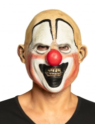 Maschera integrale clown assassino adulto
