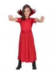 Travestimento diavolessa bambina