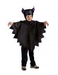 Mantello e copricapo pipistrello bambino