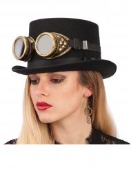 Occhiali steampunk adulto