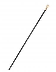 Bastone con testa dorata 110 cm