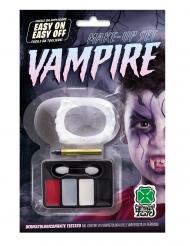 Kit trucco vampiro con dentiera