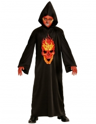 Costume diavolo della morte bambino