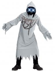Costume fantasma con catene bambino