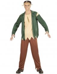 Costume da mostro artificiale per uomo
