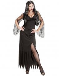 Costume da dama oscura per donna