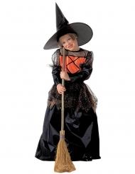 Costume da strega elegante per bambina