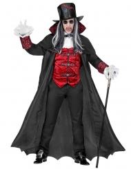 Costume da vampiro elegante uomo