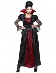 Costume da vampiro elegante donna