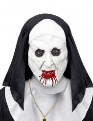 Maschera da suora orribile per adulto