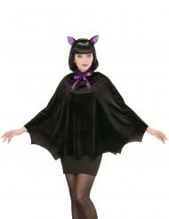 Poncho pipistrello donna