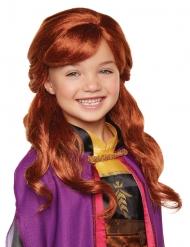 Parucca deluxe Anna Frozen 2™ bambina