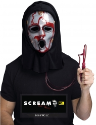 Maschera sanguinante Scream™ adulto