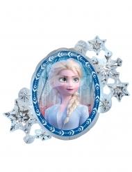 Palloncino in alluminio fronte e retro Frozen 2™ 76 x 66 cm