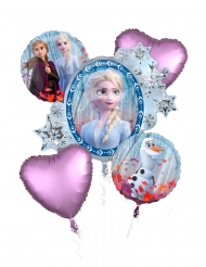 Set 5 palloncini in alluminio Frozen 2™