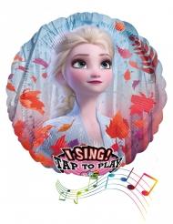Palloncino in alluminio musicale Frozen 2™ 71 cm