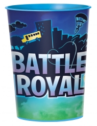 Bicchiere in plastica battle royal