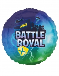 Palloncino alluminio tondo battle royal