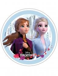 Disco di ostia Frozen 2™ 21 cm