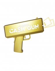 Pistola spara soldi con 100 banconote