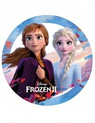 Disco di ostia Frozen 2™ 14,5 cm