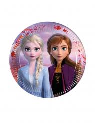 6 Piattini Frozen 2™