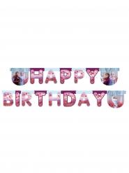 Ghirlanda Happy Birthday Frozen 2™ 200 x 16 cm