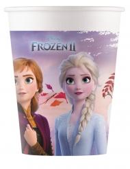 8 Bicchieri di carta Frozen 2