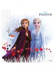 20 tovaglioli in carta Frozen 2™
