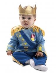 Costume da principino azzurro per neonato