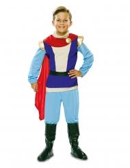 Costume principe affascinante bambino