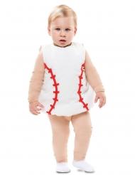 Costume da palla da baseball per bebè