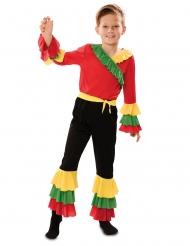 Costume da ballerino di Rumba per bambino