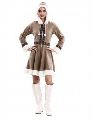 Costume eschimese donna