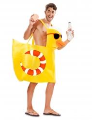 Costume paperella da bagno adulto