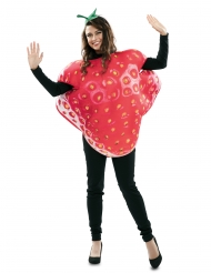 Costume grande fragola adulto