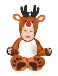 Costume piccola renna bebè