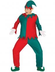 Costume da elfo sfizioso per uomo
