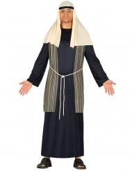 Costume pastore blu uomo