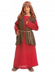Costume rosso da Giuseppe per bambino