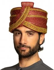 Copricapo da sultano con brillantini adulto