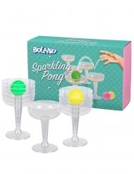Kit da gioco sparkling pong